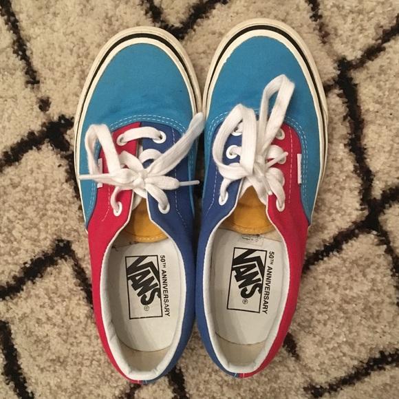 Vans 50th Era 95 Reissue Shoes